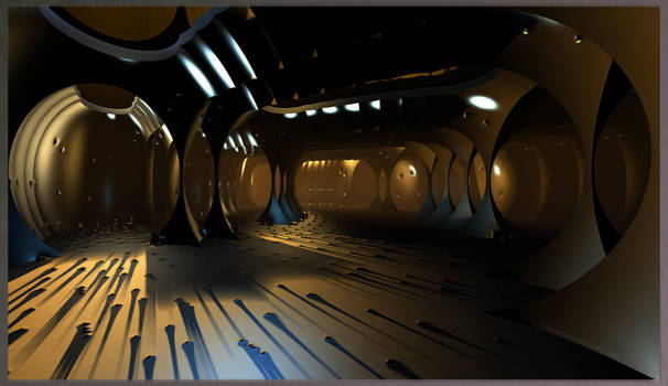 Imagination, and a secret passage by Vidom
