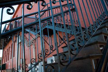 Stairs by AlienMonkey