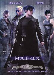 The Matrix - Tekken by AlienMonkey