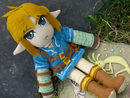 Link Plush by Nikicus