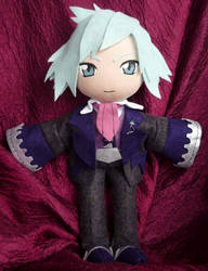 Steven Stone Plush by Nikicus