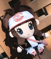 Mini Touko/Hilda Plush (For Sale) by Nikicus