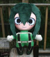 Mini Asui Tsuyu/Froppy Plush by Nikicus