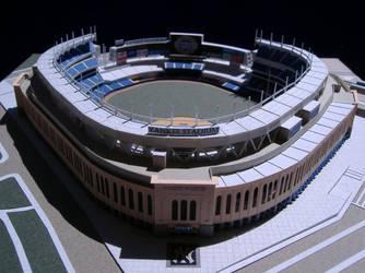 Yankee Stadium Model - 2 by mhprice