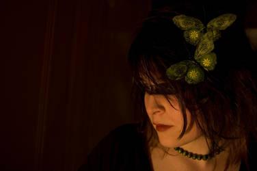 Lady Butterfly by Bodvill