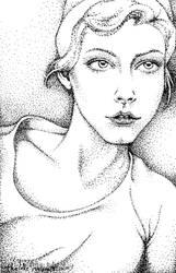 Girl by Bodvill