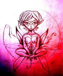 FlowerGirl by Bodvill