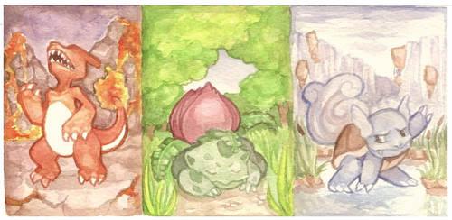 Pokemon Origins by SoraAkihiru