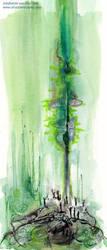 Strange Dreams: Emerald by puimun