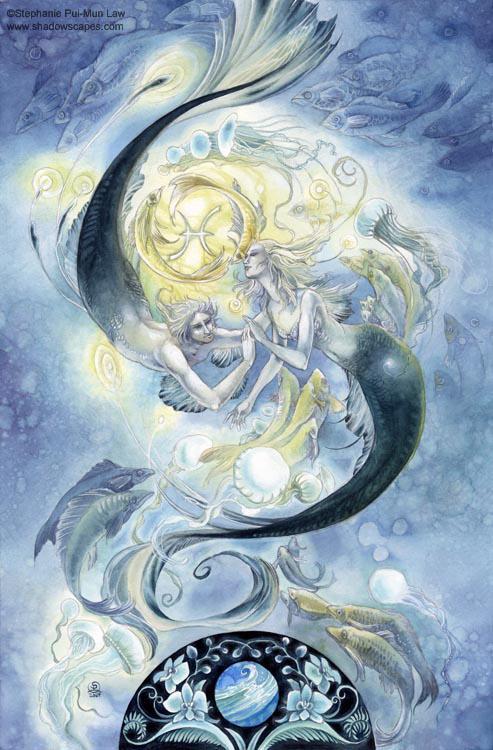 Zodiac - Pisces by puimun