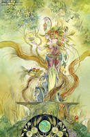 Zodiac - Virgo by puimun