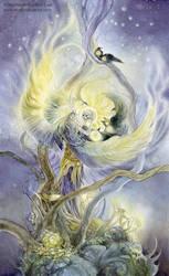 Dark Phoenix by puimun