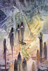 Dreamdance: Fear by puimun