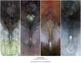 Labyrinthine - full series by puimun