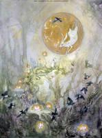 Moon-Gazing by puimun