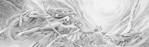 Waterweeds II by puimun