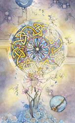 10 - Wheel of Fortune by puimun