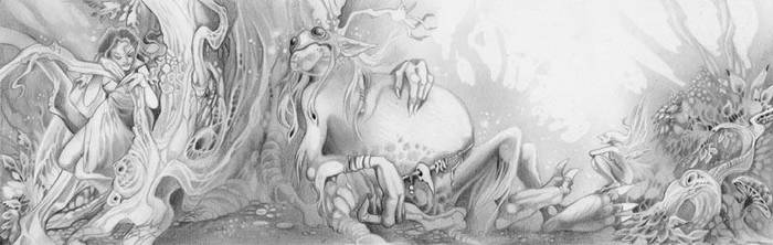 Creature by puimun