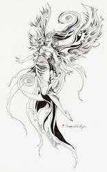 Phoenix by puimun