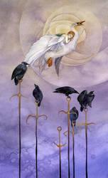 Six of Swords by puimun