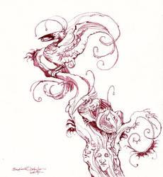 Birds by puimun