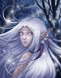 Night Elf by Eyanin