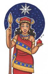 I Am Inanna by A-gnosis