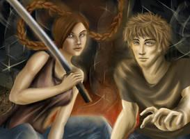 Kate And Derek by ivihaer