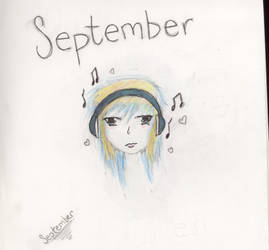 September by paigelovesanime