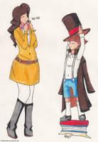 002. A True Gentleman by SamCyberCat