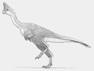 Gen. sp. [Ronaldoraptor] by ZEGH8578