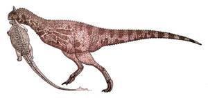 Carnotaurus by ZEGH8578