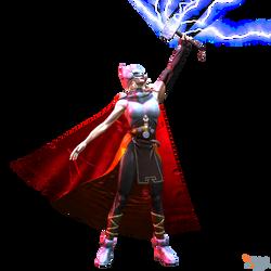 MH - Thor (Jane Foster) by MrUncleBingo