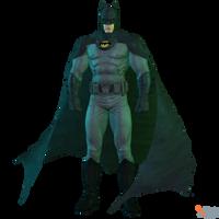 BAC - Batman (Earth One) by MrUncleBingo