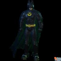 BAK - Batman (1989) by MrUncleBingo