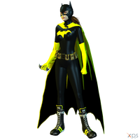 Batgirl (Z-9623) by MrUncleBingo