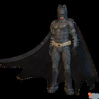 BAK - Batman (TDK) by MrUncleBingo