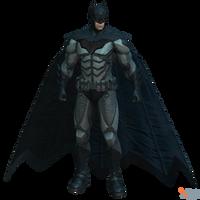 BAK - Batman (Noel) by MrUncleBingo