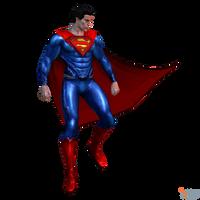 Superman (Z-9623) by MrUncleBingo