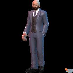 Lex Luthor (Z-9623) by MrUncleBingo