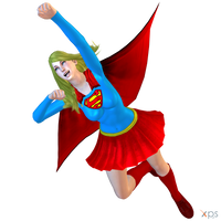 Supergirl (Z-9623) by MrUncleBingo