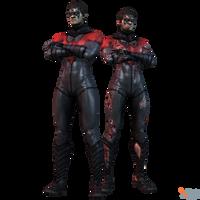 IGAU - Nightwing (New 52) by MrUncleBingo