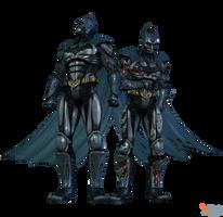 IGAU - Batman by MrUncleBingo