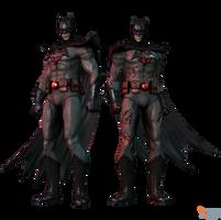 IGAU - Batman (Flashpoint) by MrUncleBingo