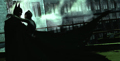 Rooftop Chat by MrUncleBingo