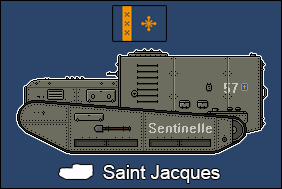 Saint Jacques Armored Personnel Carrier by Panzerbyte