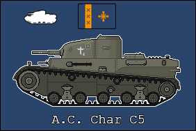 A.C. Char C5 by Panzerbyte