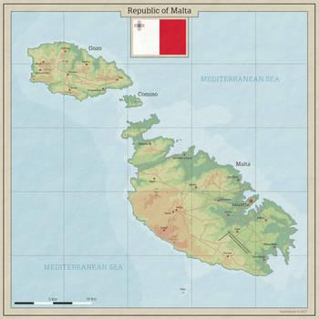 Republic of Malta by Panzerbyte