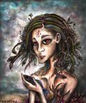 Gorgon Medusa by MaryTia