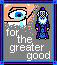 Pixel Art - Greater Good by gryffindor